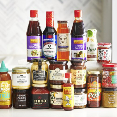 Condiments & Sauces