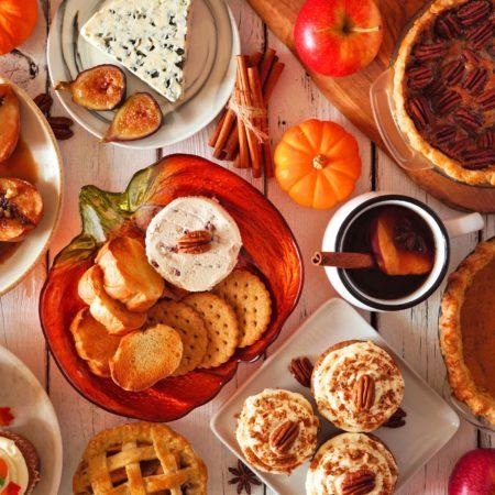 Thanksgiving Bakery Items
